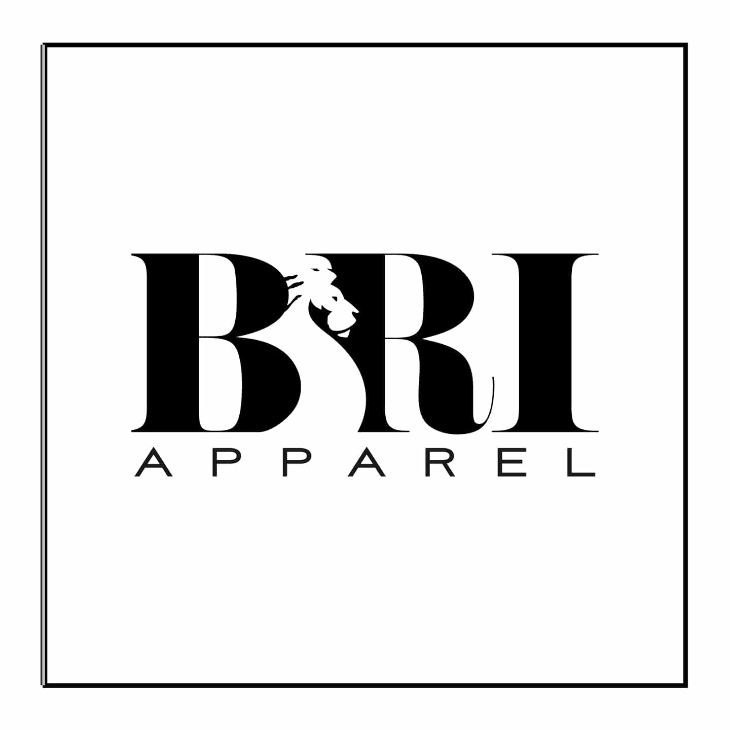 BRI Apparel logo